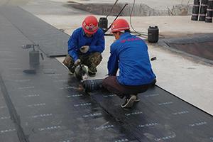 عایق کاری سقف با ایزوگام
